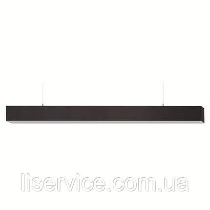 "Люстра LED ""INNOVO-40"" 40W 4000K (черная), фото 2"