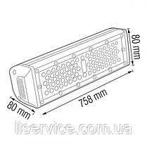 """Светильник подвесной промышленный влагозащищенный LED """"ZEUGMA-150"""" 150 W 6400К, фото 2"""