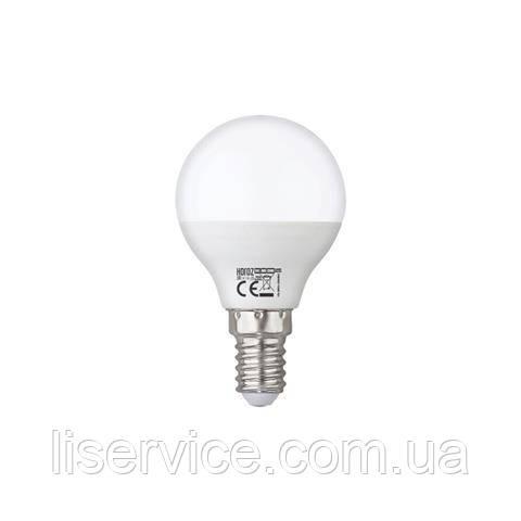 "Лампа светодиодная ""ELITE - 8"" 8W 4200K E14"