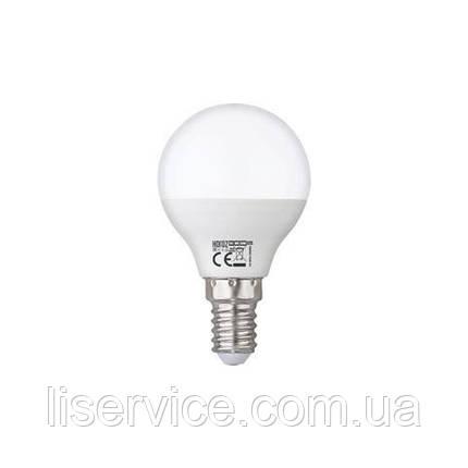 "Лампа светодиодная ""ELITE - 8"" 8W 4200K E14, фото 2"