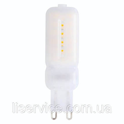 "Лампа светодиодная ""DECO - 7""  7W 4200K G9, фото 2"