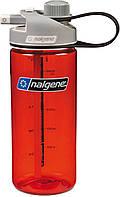 Пляшка для води Nalgene MultiDring Red 600 мл.