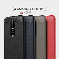 TPU чехол Urban для Nokia 6.1 Plus / X6