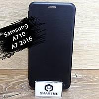 Чехол книжка для Samsung A7 2016 (A710) G-Case, фото 1