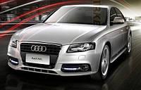 Штатные дневные ходовые огни (DRL) для Audi A4 2009-2012 T2