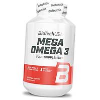 Рыбий жир BioTech Mega Omega 3 180 caps.