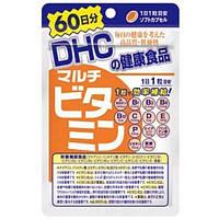 Японские Мультивитамины DHC на 20 дней DHC Multi Vitamin 60 Days