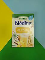 Детская Каша пшеничная с ванилью с 6 месяцев 400 грамм Франция