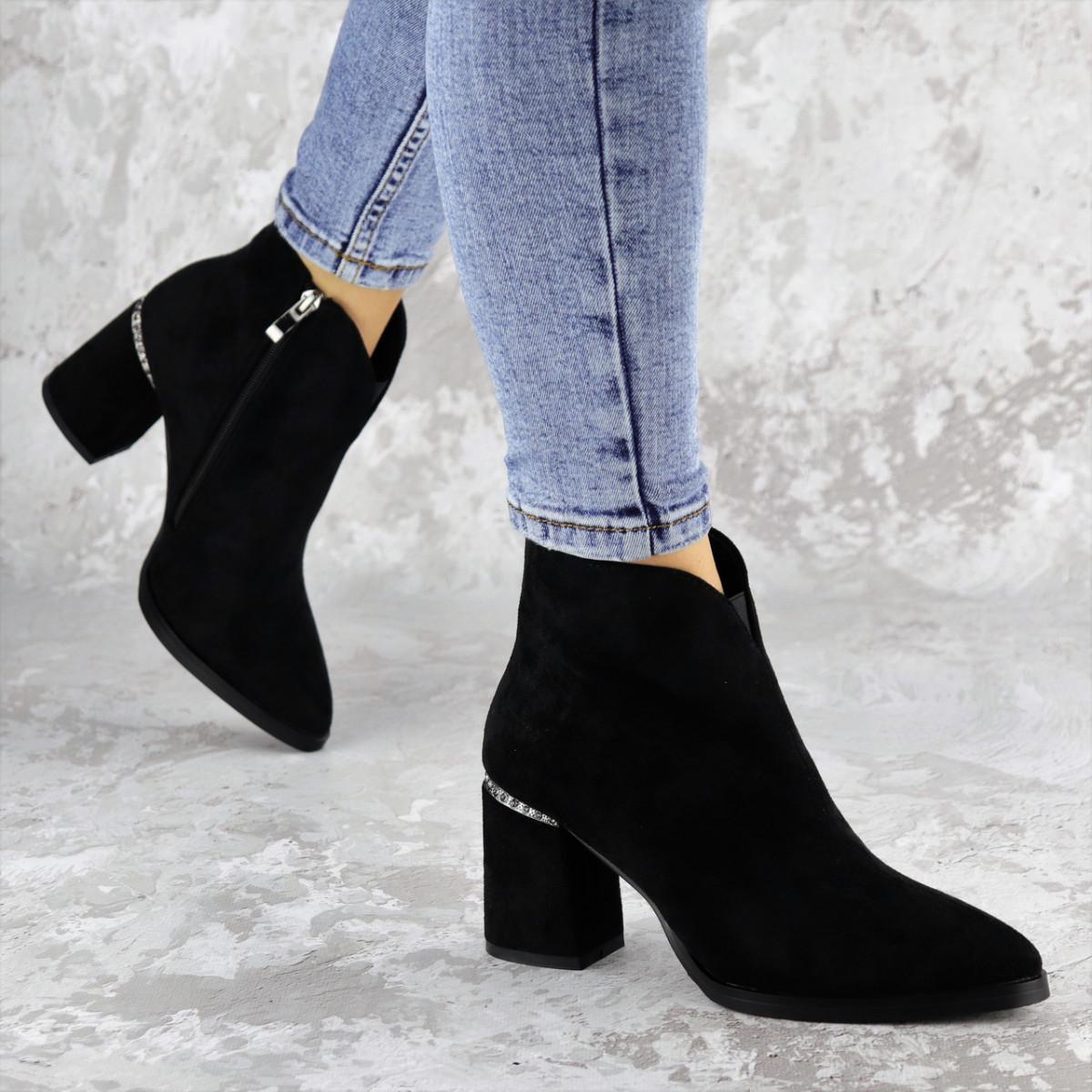Ботинки женские черные Algonquin 2171 (36 размер)