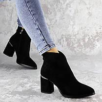 Ботинки женские черные Algonquin 2171 (36 размер), фото 3