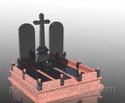 Подвійні пам'ятники (Зразки №387)