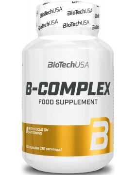 Витамин Б BioTech B-Complex 60 caps.