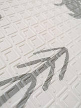 Детский развивающий двусторонний термо коврик №10 Лесные животные, размер 200х180х1см, фото 3