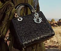 Історія сумочки Lady Dior