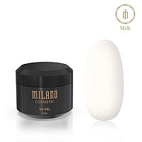 Гель для наращивая Milano Milk , 30мл