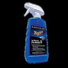 Очиститель и кондиционер для винила и резины - Meguiar`s Vinyl&Rubber Cleaner&Protectant Spray 473 мл. (M5716)