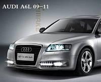 Штатные дневные ходовые огни (DRL) для Audi A6 2009-20011 T2