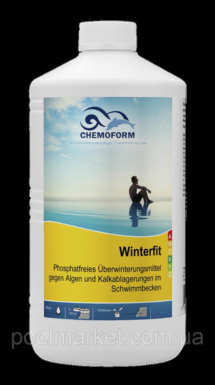 Winterline (жидкий) 1л. Средство для консервации бассейнов на зимний период.