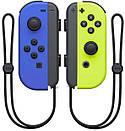 Комплект джойконів для Nintendo Switch (жовтий, синій), фото 2