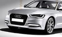 Штатные дневные ходовые огни (DRL) для Audi A6 2013+