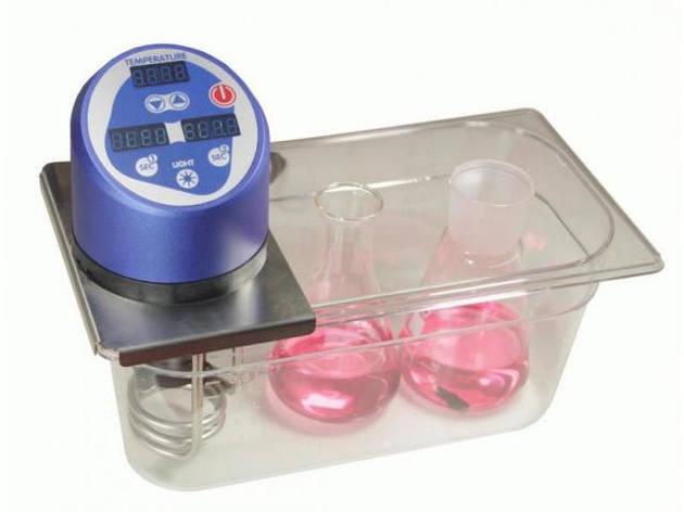 Термостат водяний TW-2 (4,5 л), фото 2