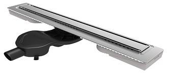 Душевой лоток EviMetal Pro Line PDK с решеткой под плитку 60 см