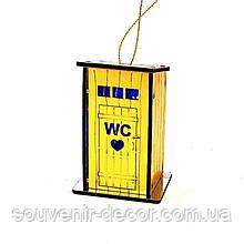 """Беспроводная гирлянда """"WC"""" 10шт"""
