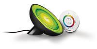 Philips LivingColors Bloom Black светильник с ДУ, фото 1