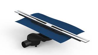 Душевой лоток щелевой EviMetal Trend Line TDK 60 см