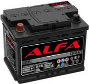 Акумулятори ALFA (Україна, Megatex)
