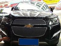 Штатные дневные ходовые огни (DRL) для Chevrolet Captiva T2