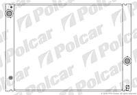 Радиаторы охлаждения для BMW модели 5 E60/E61 03-