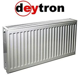 Стальной радиатор Deytron класс 11 300H х 400L н. п.