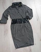 Платье для девочки шерстяное  164/170 рост