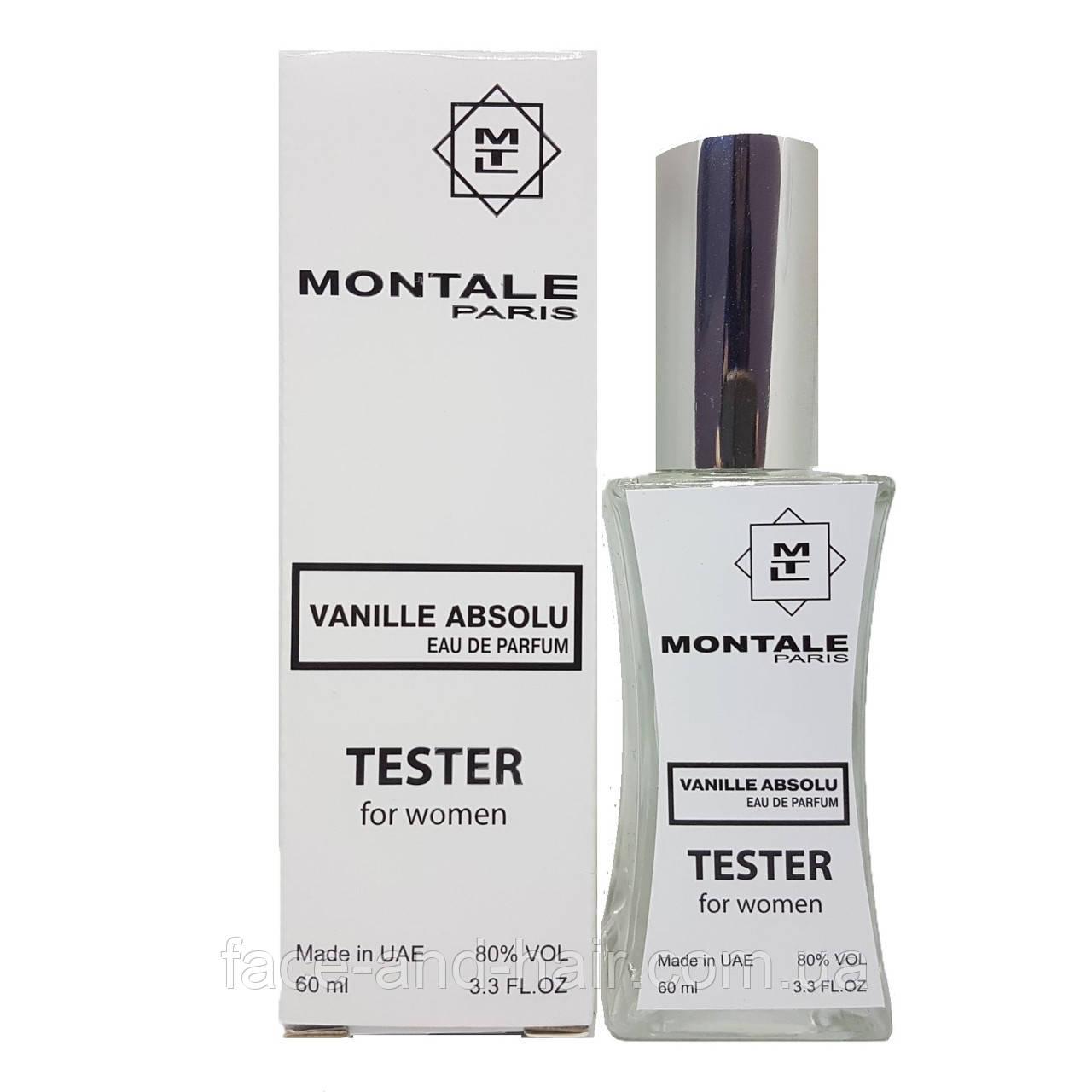 Montale Vanille Absolu - Tester 60ml