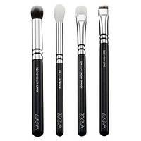 Дорожный набор из 4 кистей для макияжа Zoeva Voyager Travel Brush Set, фото 1