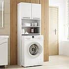 Тумба шкаф под стиральную машину POLA для стиральной машины, фото 3