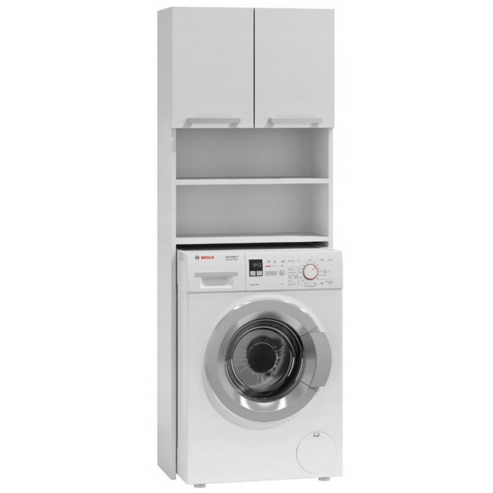 Тумба шкаф под стиральную машину POLA для стиральной машины