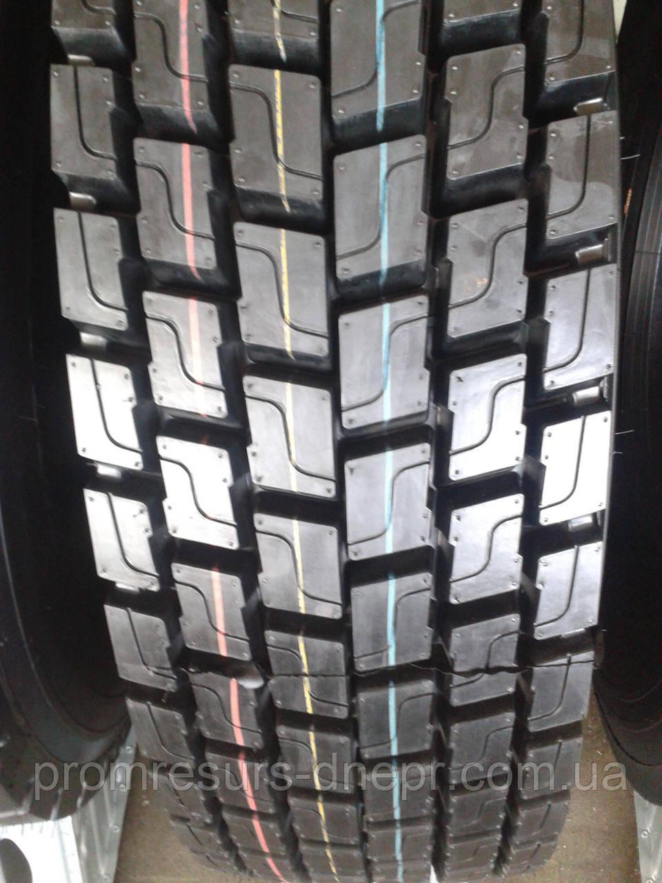Грузовая шина тяговая 315/70 R22.5 HF638 AGATE