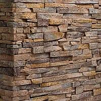 Гипсовый камень Bestone Скифский светлый угол 1,2 м.пог