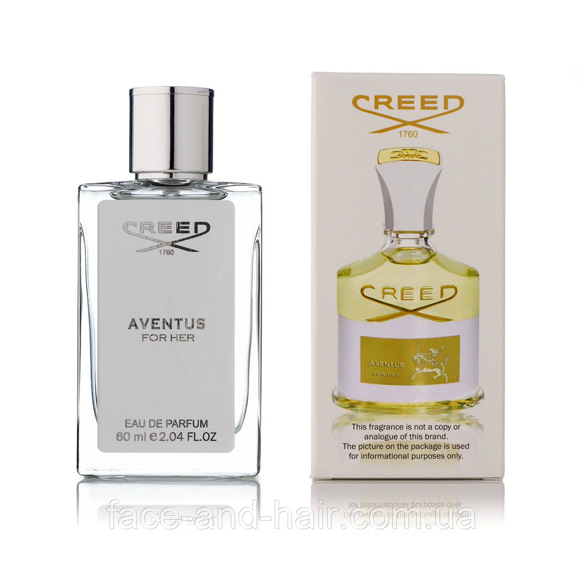 Creed Aventus for Woman - Travel Spray 60ml