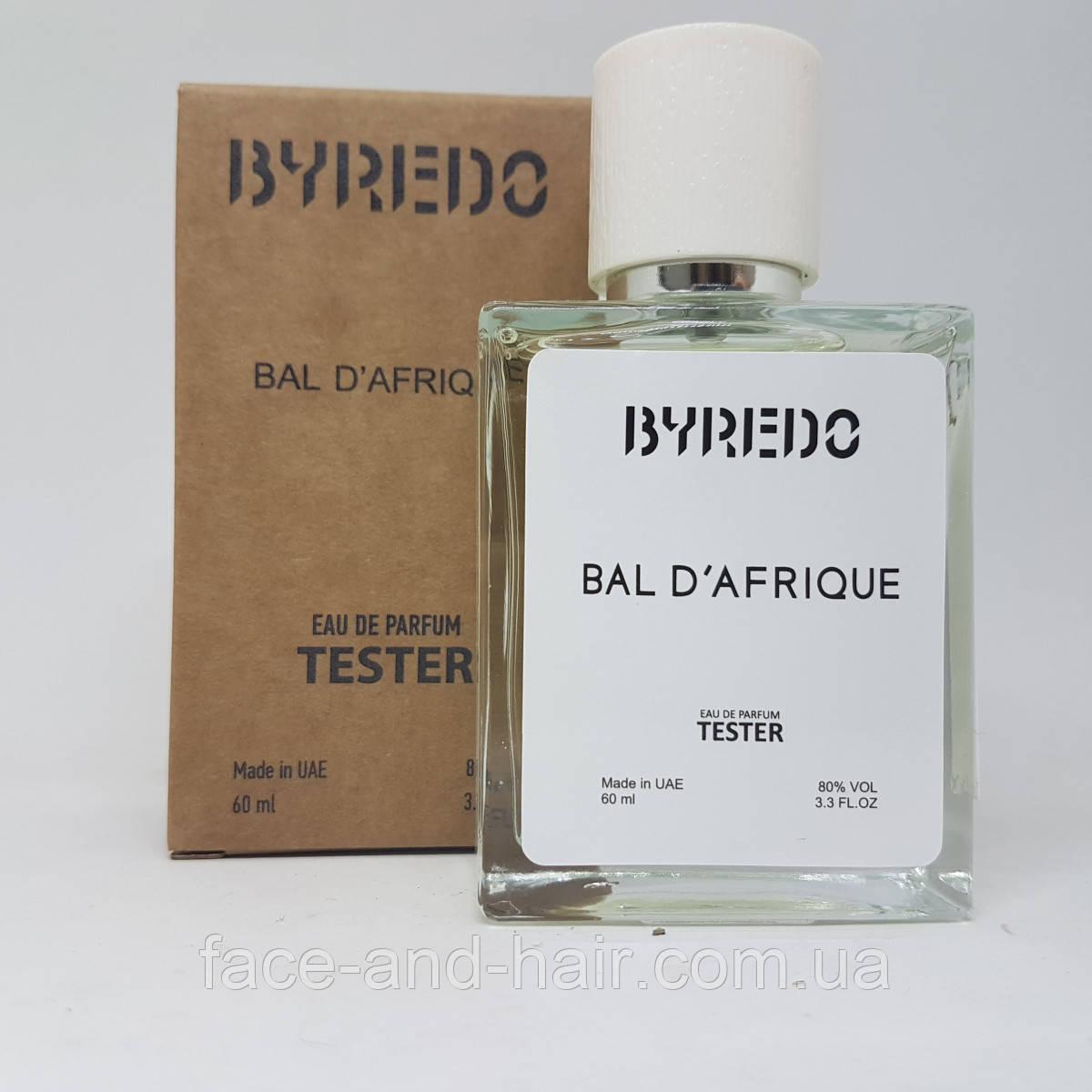 Byredo Bal D'Afrique - Quadro Tester 60ml