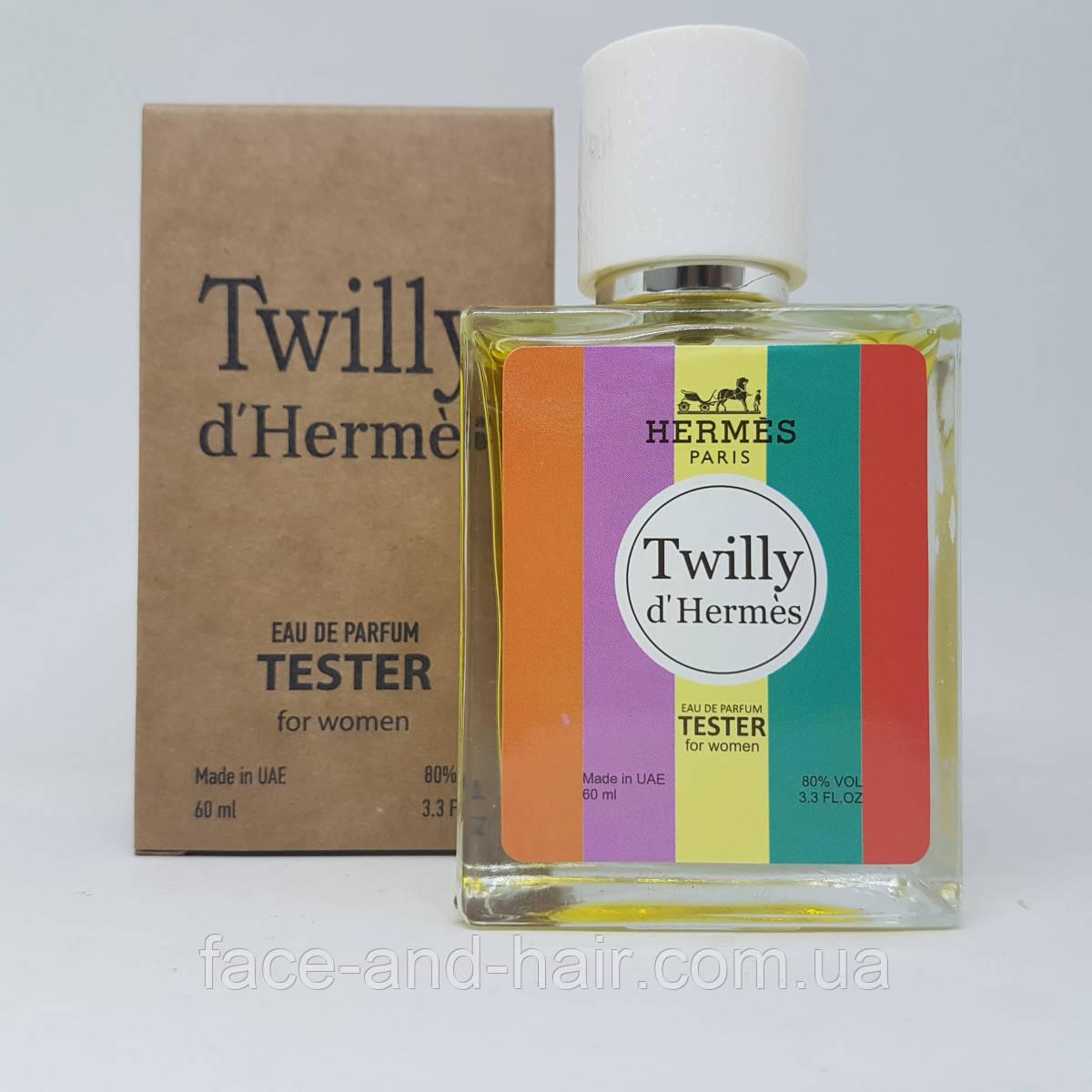 Hermes Twilly d`Hermes - Quadro Tester 60ml