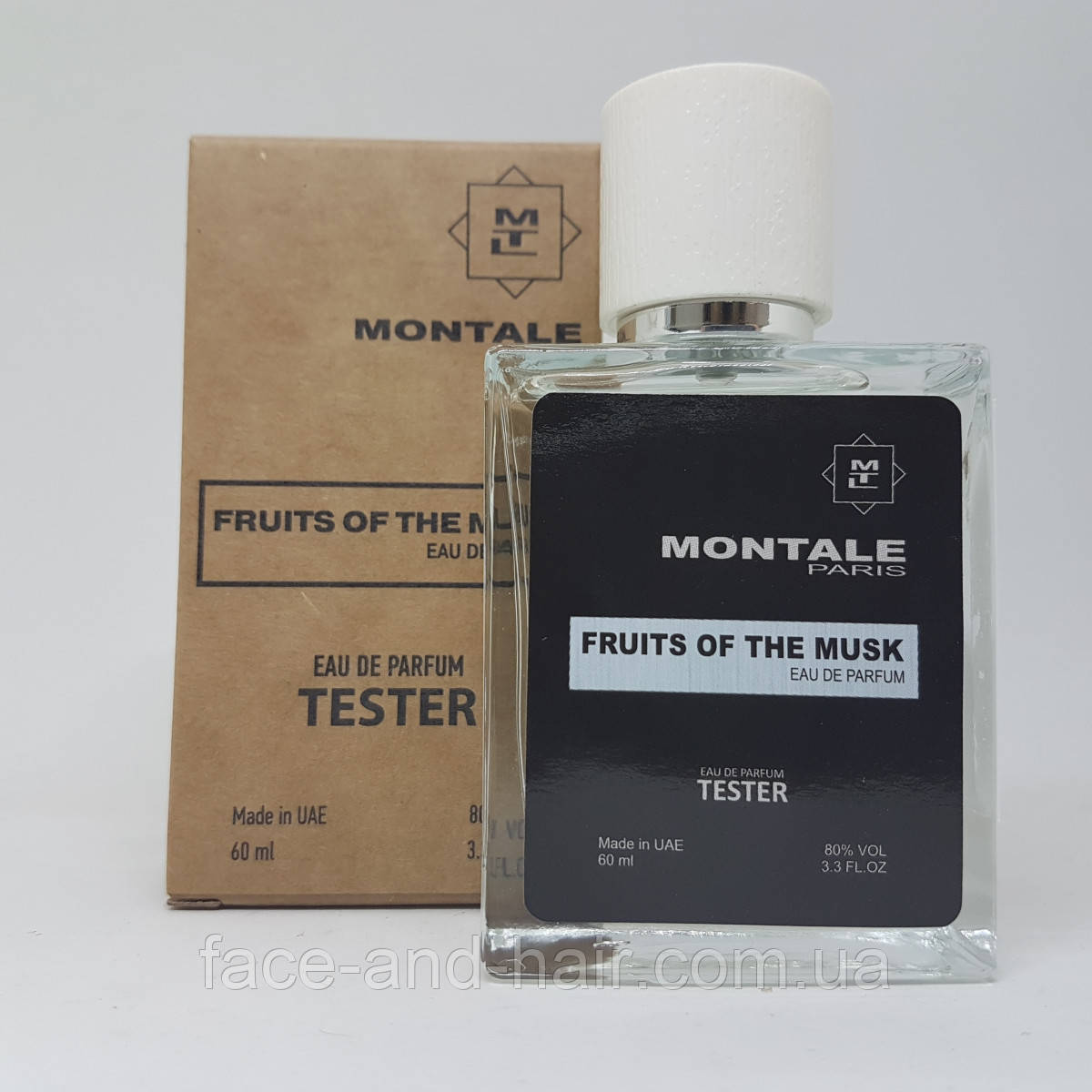 Montale Fruits Of The Musk - Quadro Tester 60ml