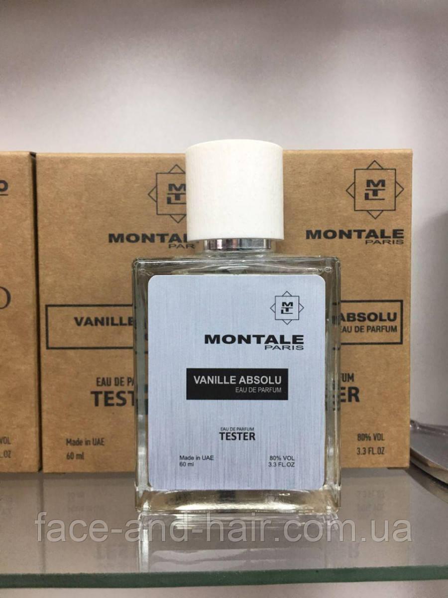 Montale Vanille Absolu - Quadro Tester 60ml