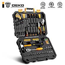 Набір інструментів (128 шт.) DEKO