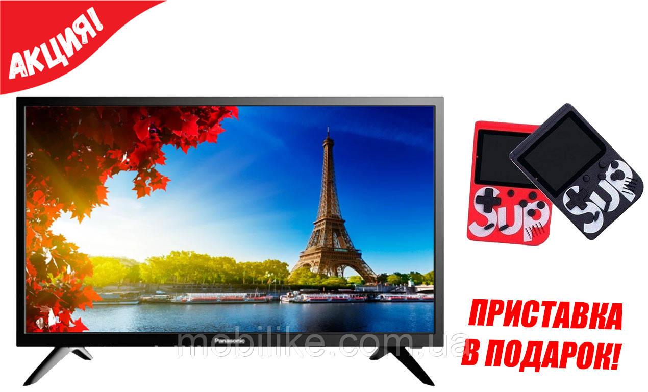 Телевизор Panasonic 24'' (SmartTV/WiFi/FullHD/DVB-T2) + Подарок!