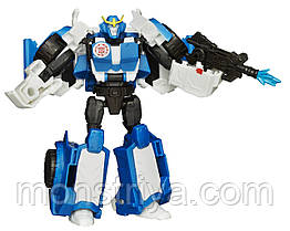Трансформер Стронгарм Strongarm, Роботы под прикрытием