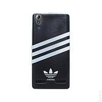 Силиконовый чехол с рисунком Samsung J500 (J5) Adidas