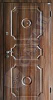 Дверь входная Саган 850х2030;950х2030 мм металл-МДФ №114